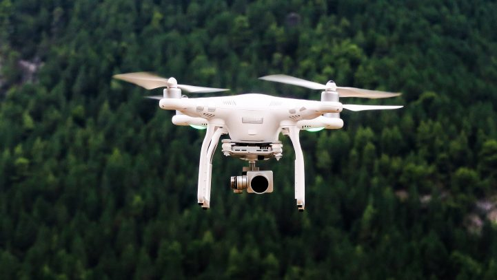 Drones: Great Christmas Presents But What Does The Law say?
