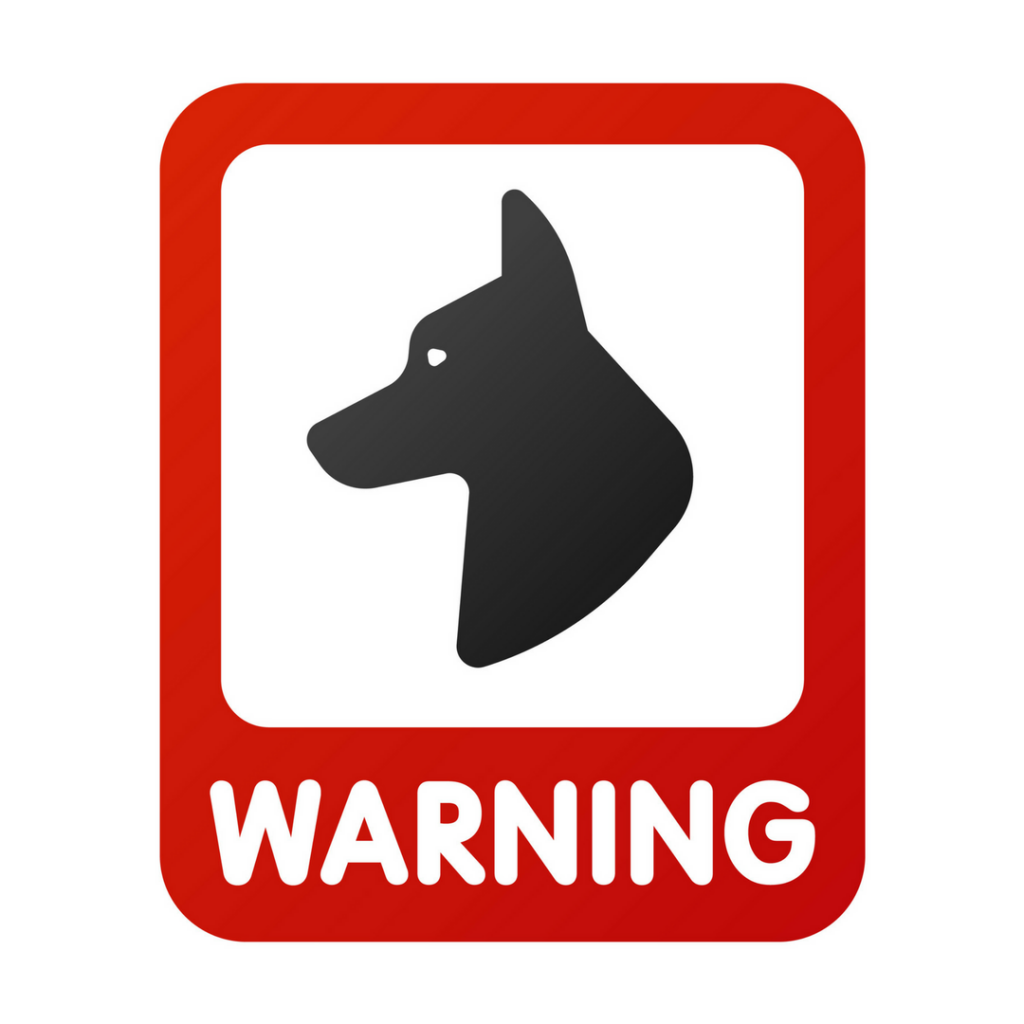 Warning - Dogs