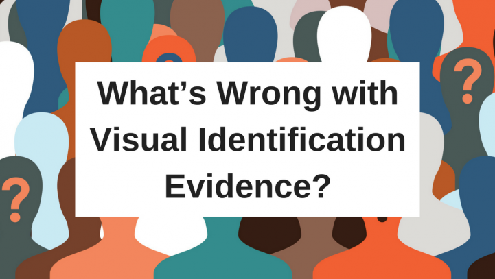 What's Wrong with Visual Identification Evidence?