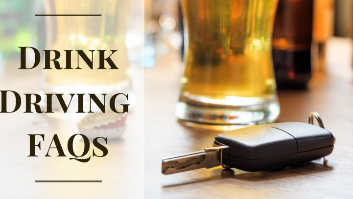 Drink Driving – Frequently Asked Questions