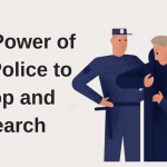 The Power of the Police to Stop and Search