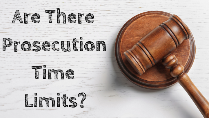 Are There Prosecution Time Limits?