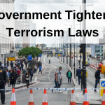 Government Tightens Terrorism Laws