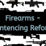 Firearms – Sentencing Reform